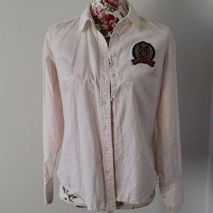 Cotton pink semi sport